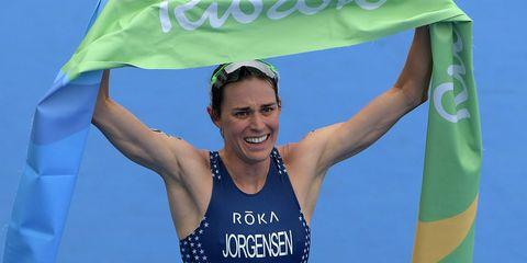 Gwen Jorgensen Olympics