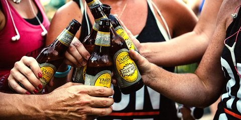 6 signs you may be drinking too much runner s world