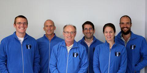Chicago Marathon editors