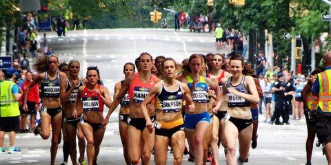 Simpson wins 2016 Fifth Avenue Mile