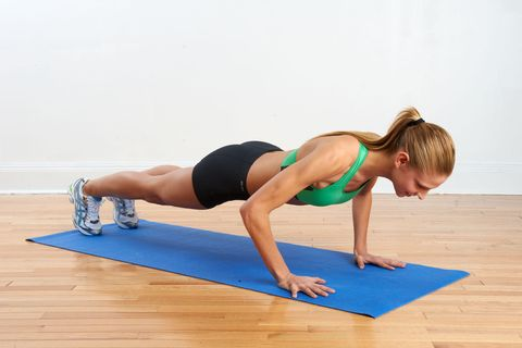 To Speed Recovery, Try Pre-Sleep Pushups and Protein