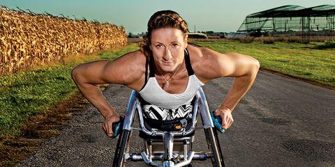 hero the unbeatable advocate Tatyana McFadden