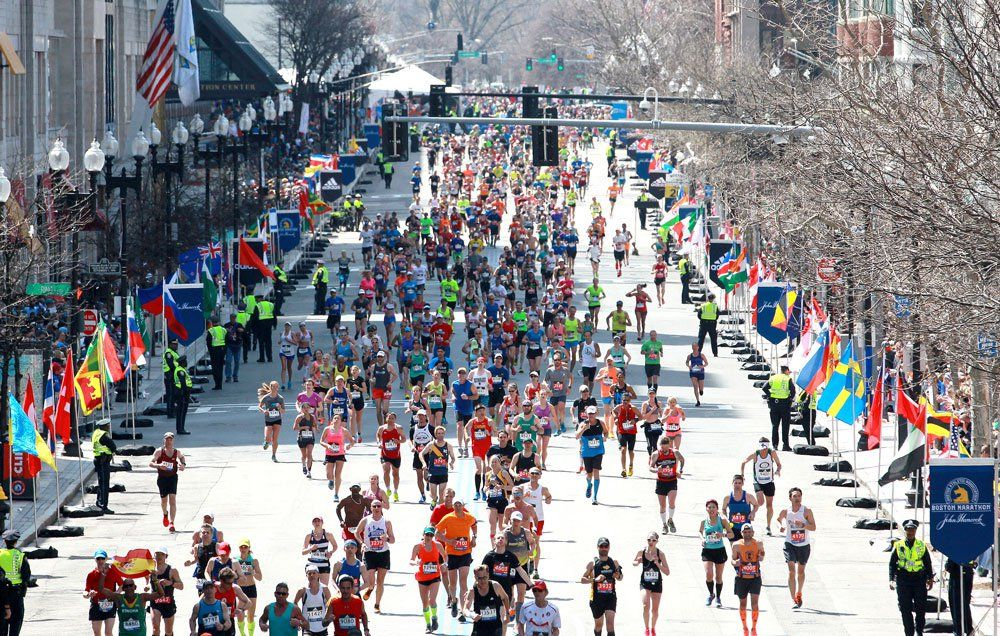 Maine to Boston: Marathon Training Through a New England Winter