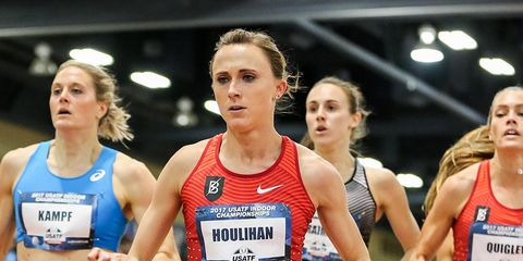 Shelby Houlihan 2017 Indoor Championships