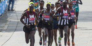 London Marathon pacers