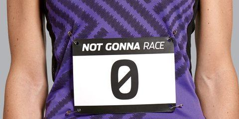 Not Racing