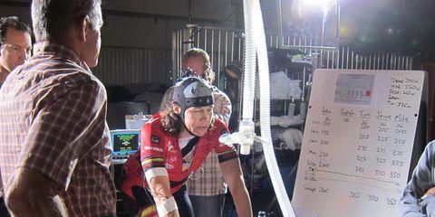 Red Bull testing tDCS for endurance.