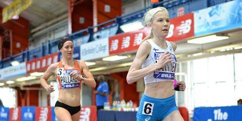 Women's Indoor Marathon