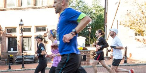 Runner's World Boston Challenge