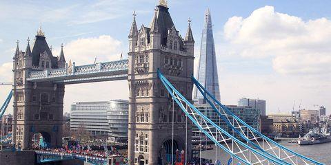 Tower Bridge London Marathon