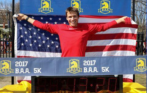 Ben True Wins BAA 5K in American Record Time | Runner's World