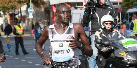 World Record Dennis Kimetto