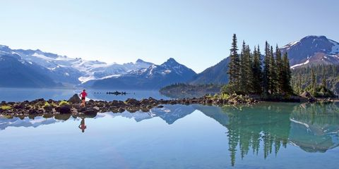 Garibaldi Lake, British Columbia