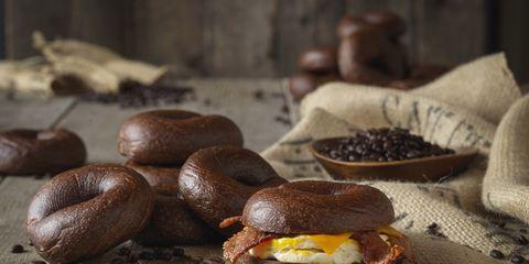 Einstein Bros. releases espresso bagel