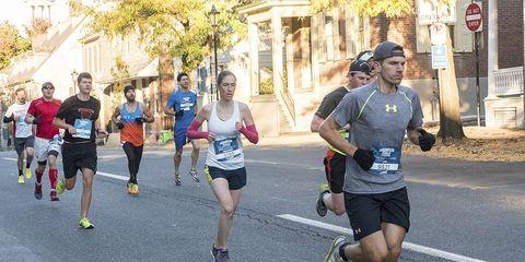 Runner's World Half and Festival