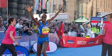 Joyciline Jepkosgei world record