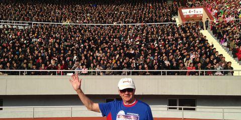 North Korea 10K