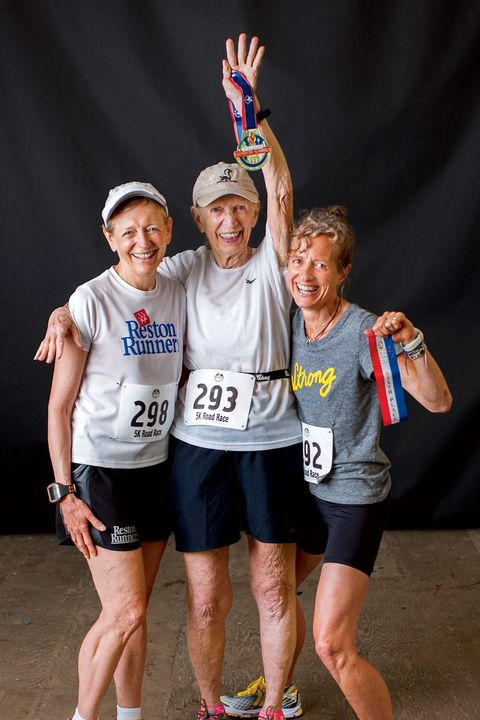 National Senior Games Competitors Prove That Running Keeps Us Young