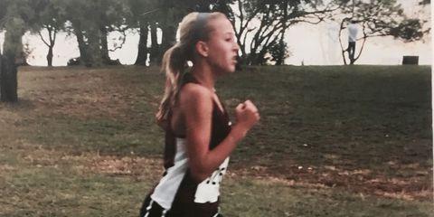 elizabeth schiller running