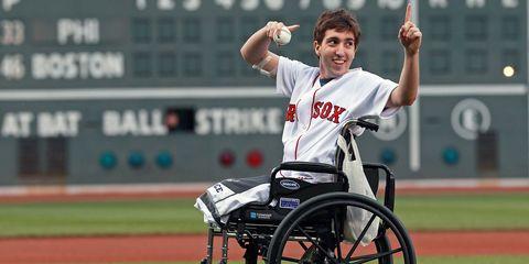 Boston Marathon Bombing Survivor