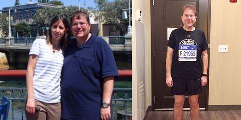 Langdon weight loss