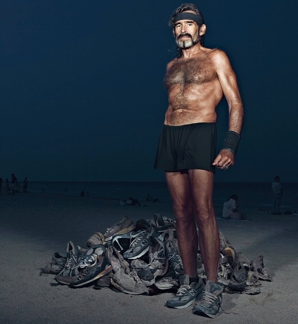 Why Runners From All Around the World Have Joined This Guy on His 40 Year Streak