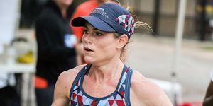Kellyn Taylor 2017 Houston Half Marathon