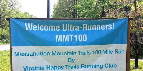 Welcome Ultrarunners