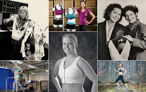 history of sports bras