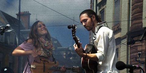 Stray local's Hannah Lomas and Jamie Rowen