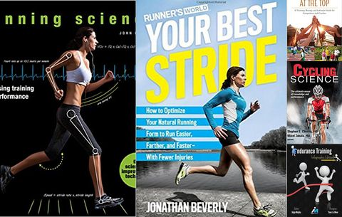 The Latest Books On Running And Endurance Science