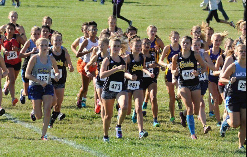cross country running training