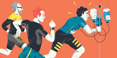 running with injuries