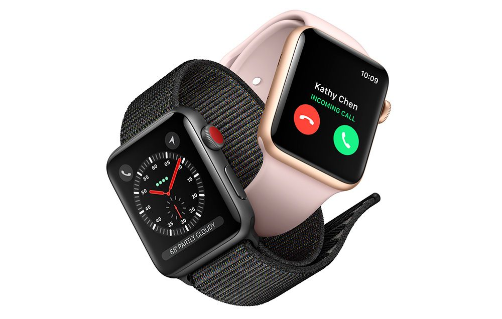 3bda30db3 Is the Apple Watch Series 3 Good for Runners  Our Editor-in-Chief Has Some  Early Thoughts