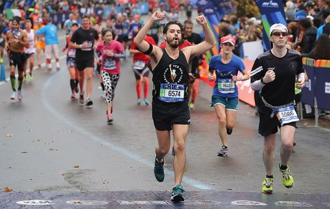 2018 nyc marathon entrants by the numbers runner s world
