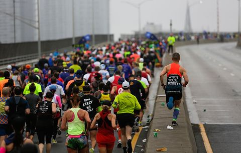 51 307 started but how many finished the 2017 nyc marathon by the