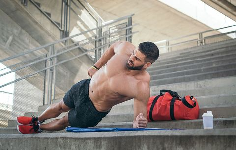 Simple Moves to Help You Come Back From a Groin Pull