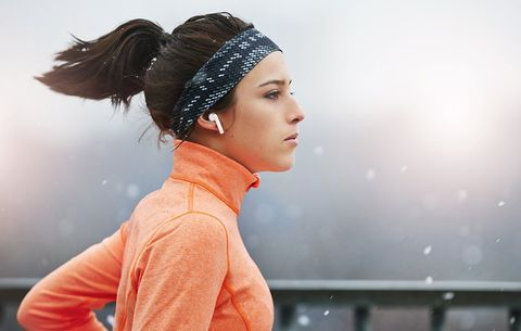 How to Train Through the Winter Weather