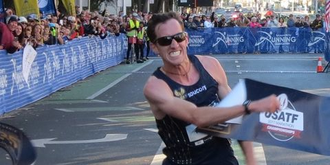 Tim Ritchie wins 2017 CIM