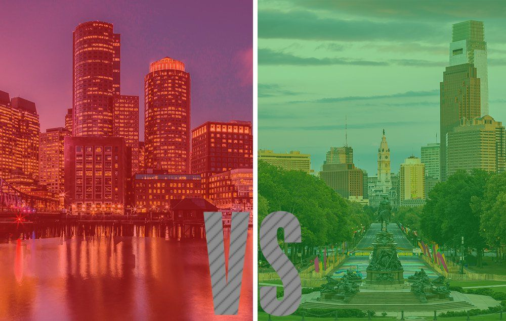 What's the Better Running City: Boston or Philly?
