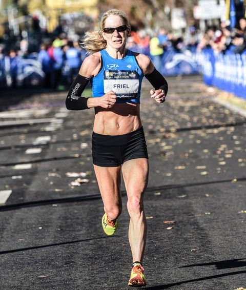 California Woman Qualifies for Olympic Marathon Trials at Age 50