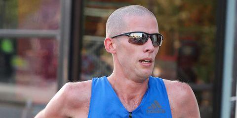 Jon Grey at 2017 Peachtree Road Race
