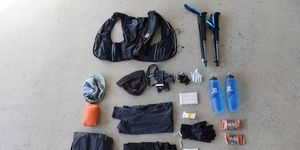 What To Pack for 100-Mile Race