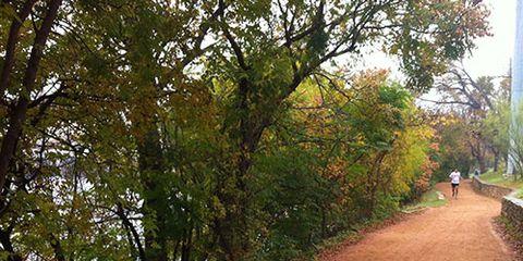 Butler Trail, Austin, Texas