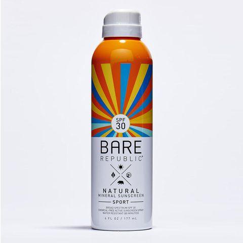 Bare Republic Natural Mineral Sport Sunscreen