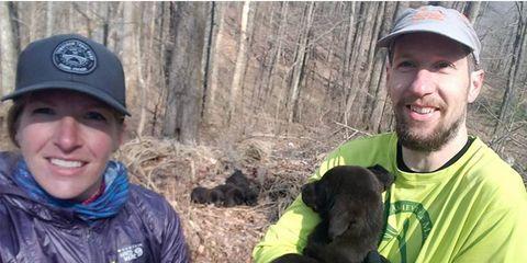 barkley marathons puppies