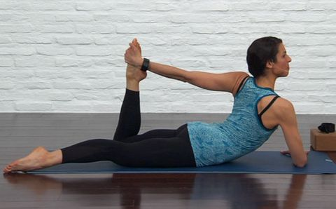 7 Great Yoga Poses For Recovery