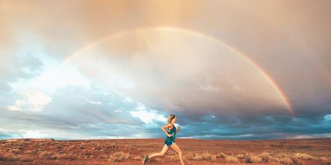 bears ears national monument running rainbow