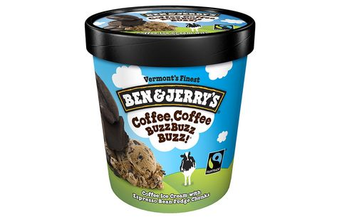 Ben & Jerry's Coffee, Coffee BuzzBuzzBuzz
