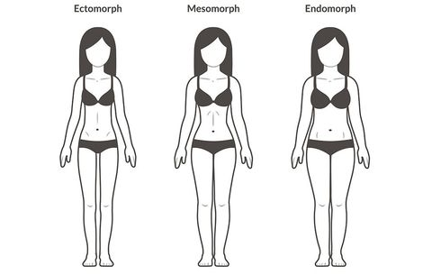 The 3 Body Types, Explained | Runner's World